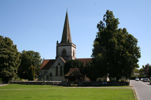 Christ Church, Brockham Green, Surrey
