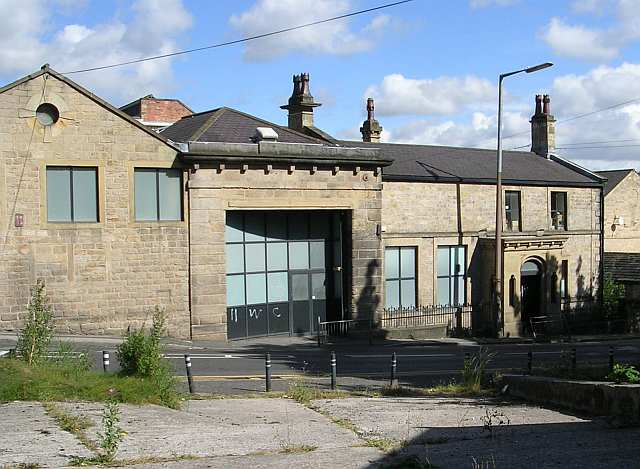 Kirkstall Brewery Buildings
