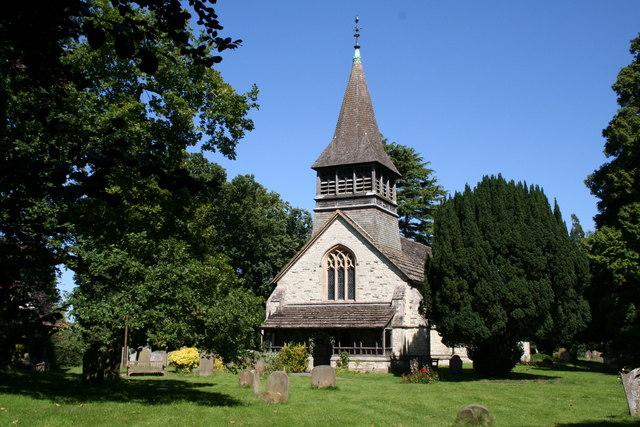 St. Bartholomew's Church, Leigh, Surrey