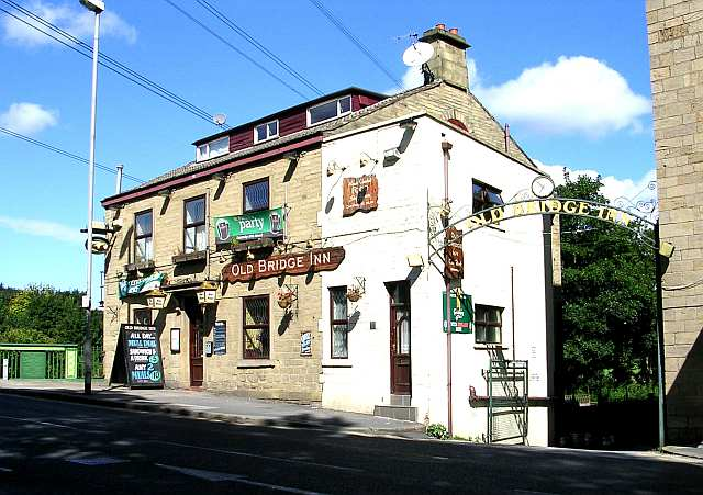 Old Bridge Inn - Bridge Road