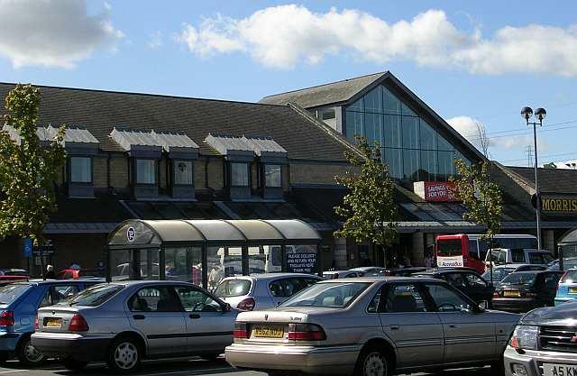 Morrisons Supermarket - Kirkstall