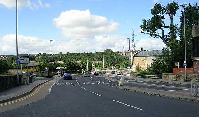 Savins Mill Way