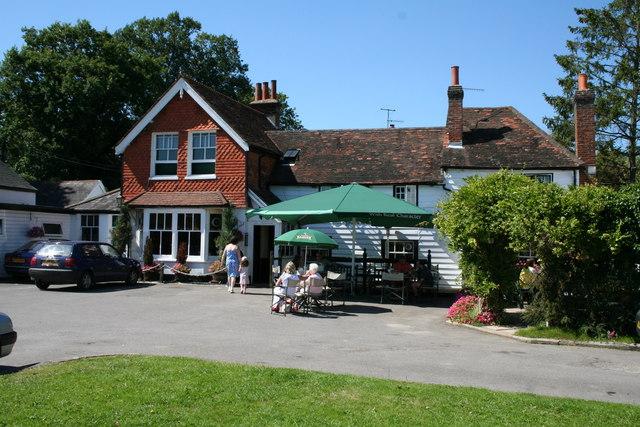 The 'Plough', Leigh, Surrey