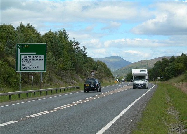 On The A9