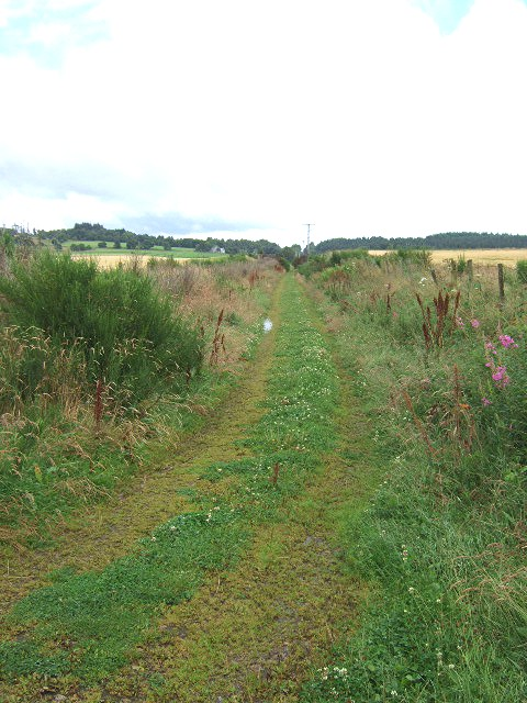 Dismantled Deeside Railway