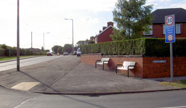 Edderthorpe benches.