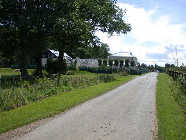Lodge Farm, Southern Green