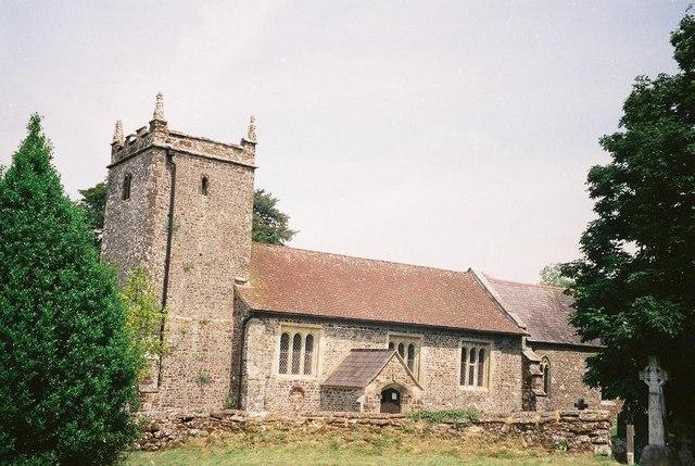 Lytchett Matravers: parish church of St. Mary