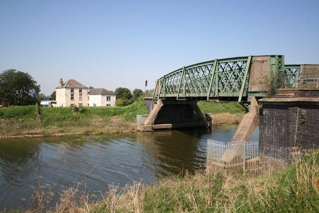 Bardney Bridge and Sloop House