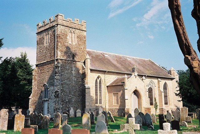 Lytchett Minster & Upton: parish church of unknown dedication