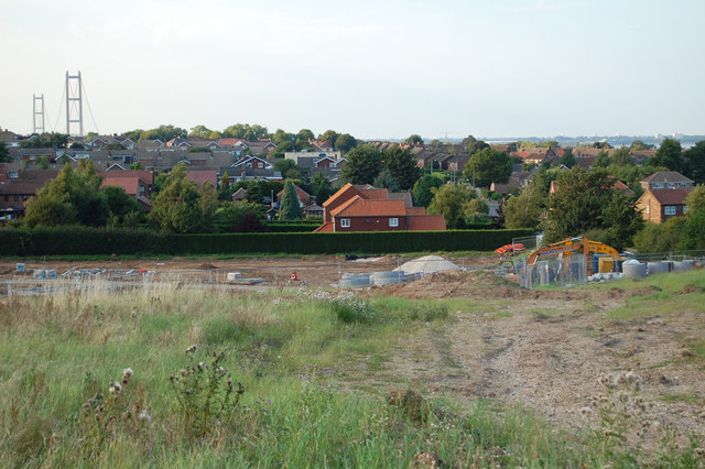 New Development on Tofts Road