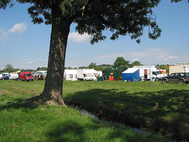 Country Fair on Sellack Common