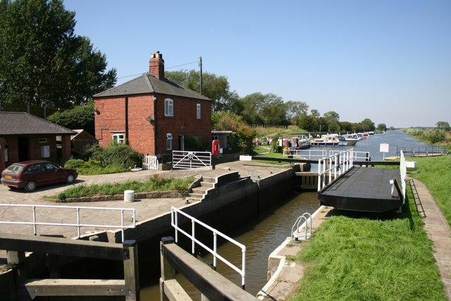 Bardney lock