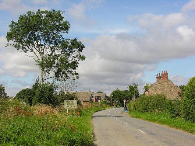 Burton Stather eastern approach