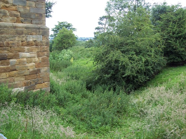 Whorlton Castle Moat