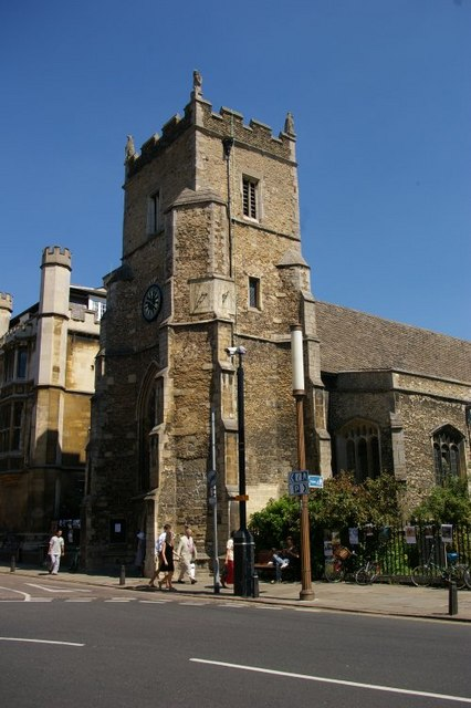 St Botolph's church