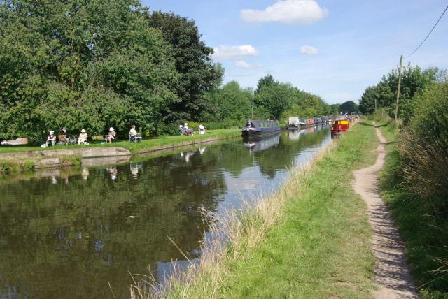 Shropshire Union Canal, near Brewood