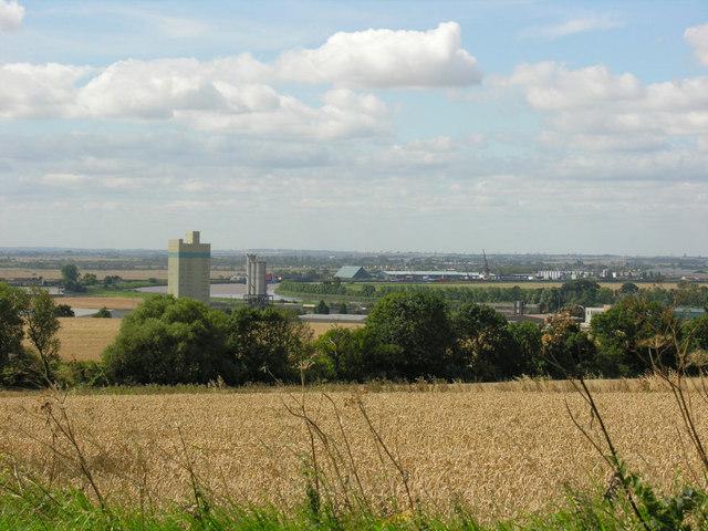 Flixborough and the Trent