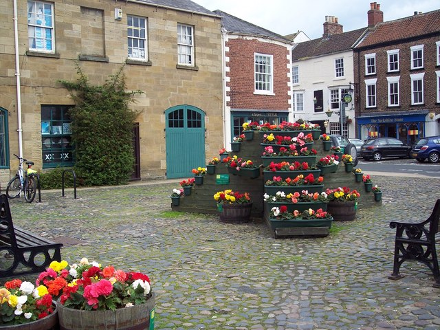 The Market Square, Stokesley