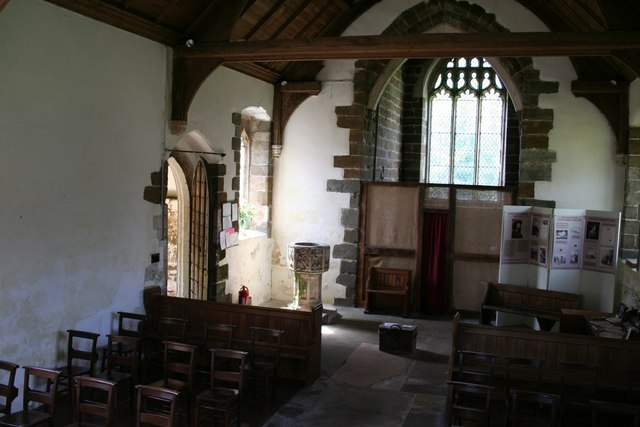 St.Margaret's nave