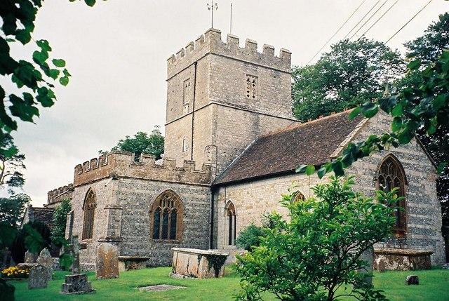 Maiden Newton: parish church of St. Mary