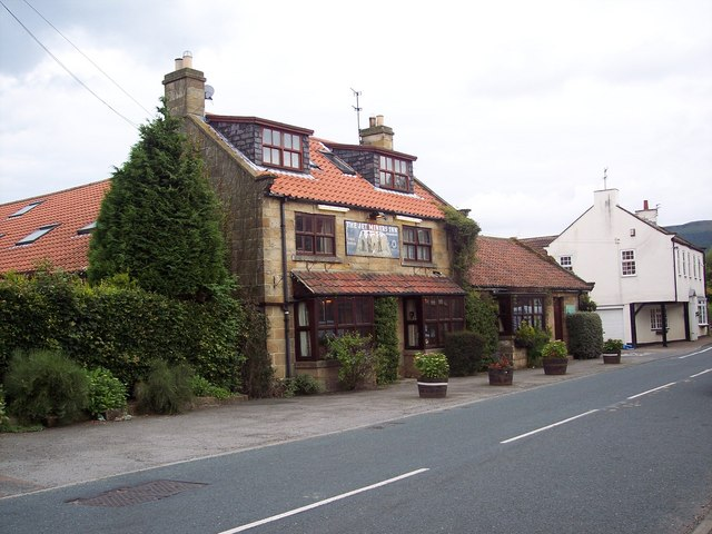 The Jet Miners Inn, Great Broughton