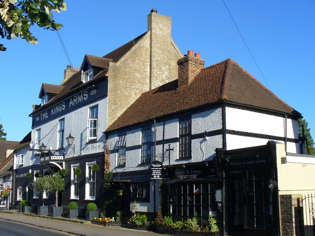Kings Arms and Cookham Tandoori
