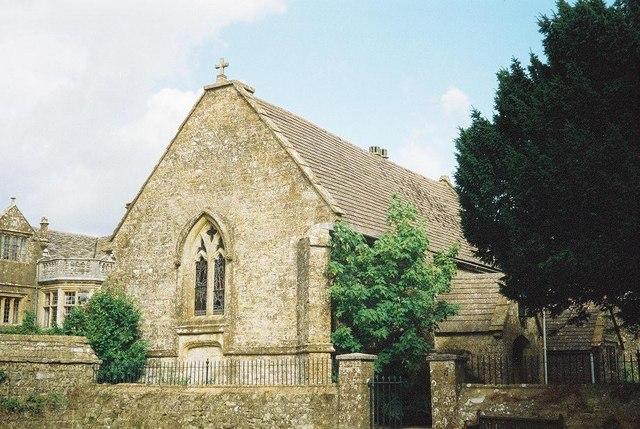 Mapperton: parish church of All Saints