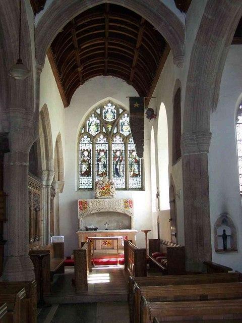 Lady Chapel, Ermington Church