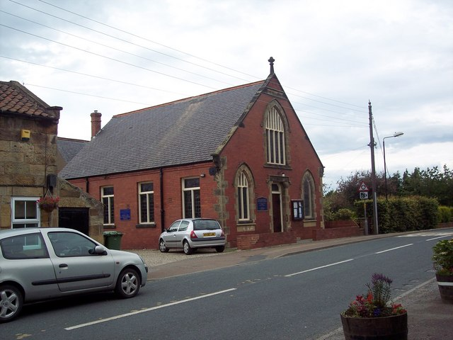 Great Broughton Methodist Church