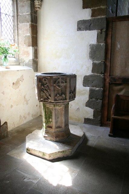 St.Margaret's font