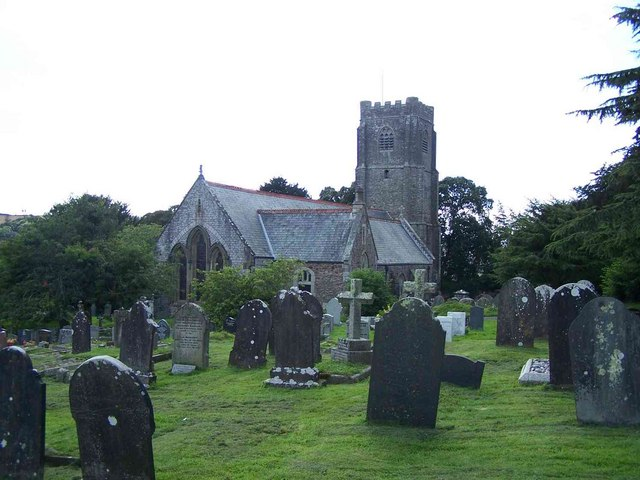 Newton Ferrers, Holy Cross