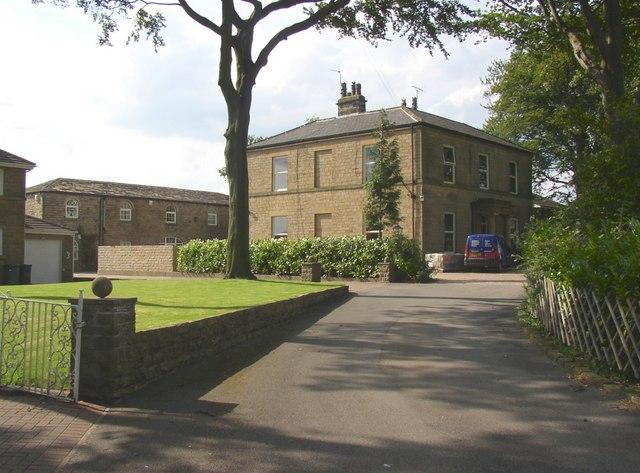 The Vicarage, Birkenshaw