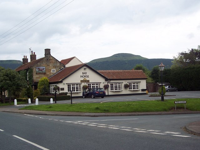 The Bay Horse, Great Broughton