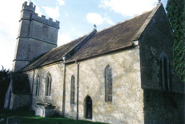 Manston: parish church of St. Nicholas