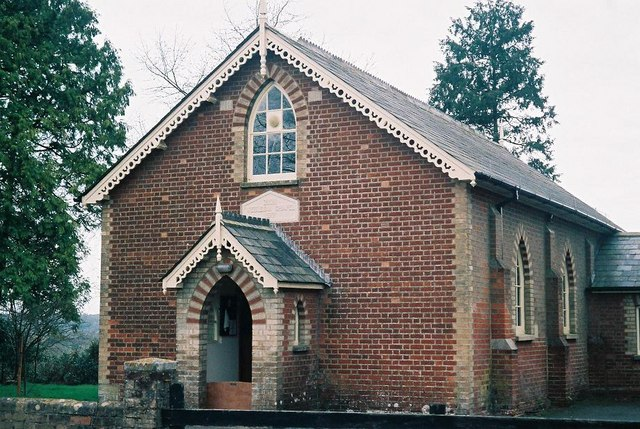 Horton Heath: Methodist Chapel