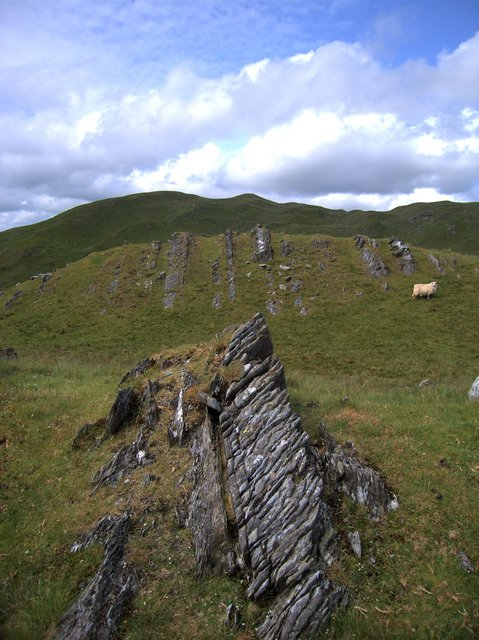 Summit of Graig y Ddalfa