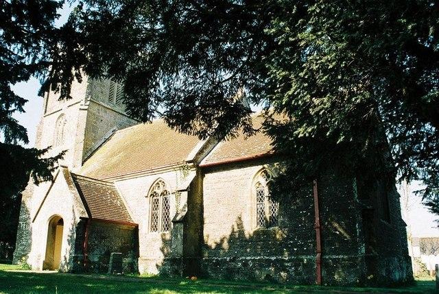 Margaret Marsh: parish church of St. Margaret
