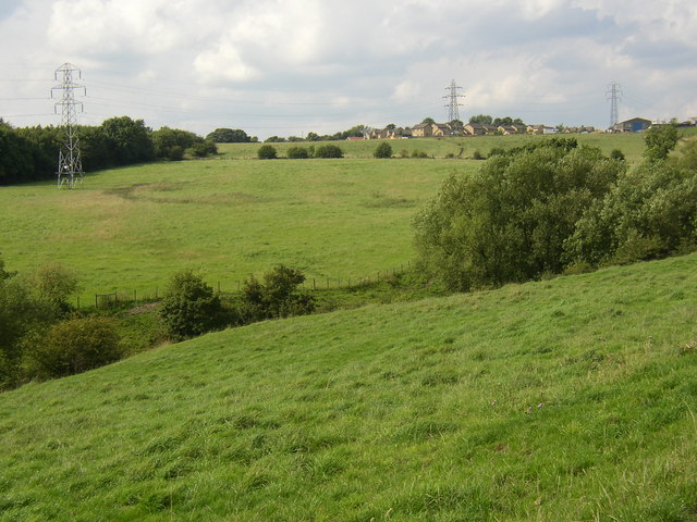 View of East Bierley from Birkenshaw