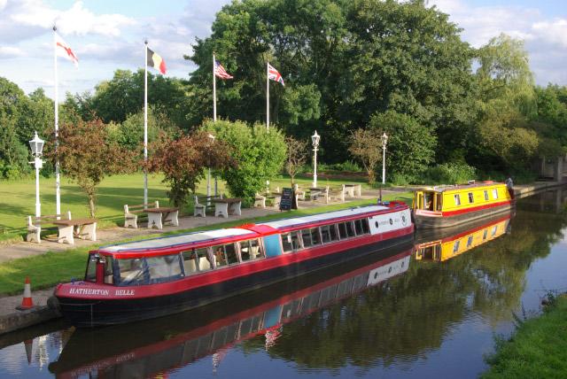 Staffs & Worcs Canal, Hatherton Junction