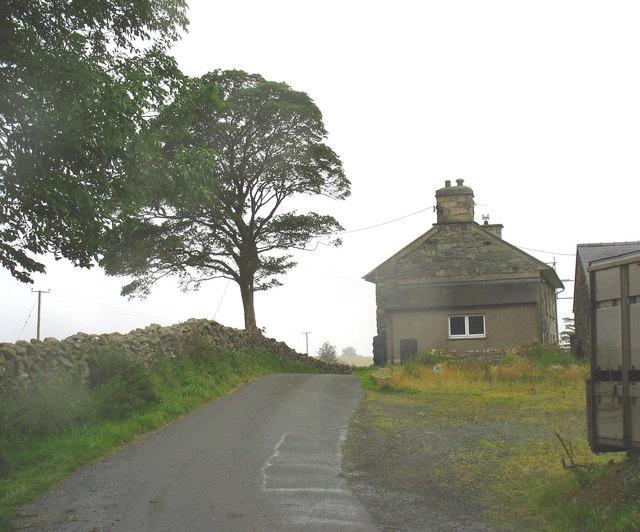Ffermdy Bryn Goleu Farmhouse