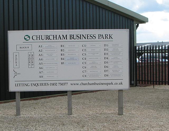 Business Park Information