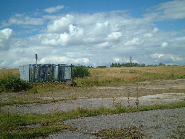 Shirley Quarry landfill site