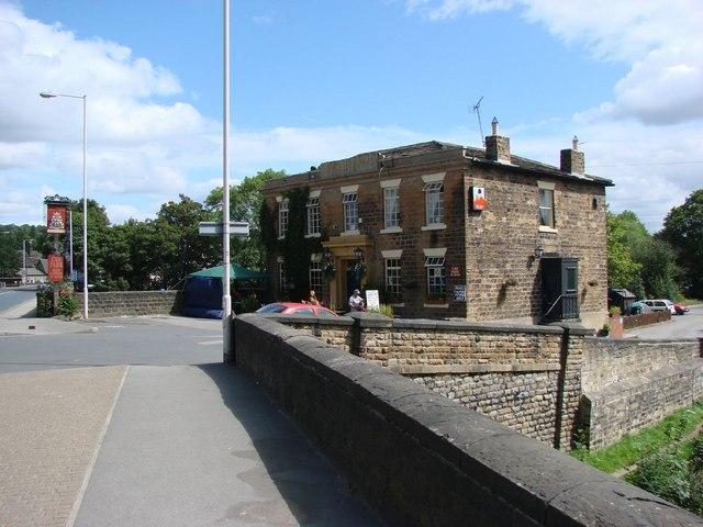 The Bingley Arms, Horbury Bridge