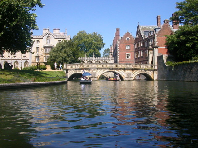 Cambridge-Saint John's College