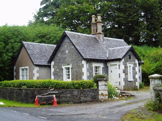 Dalshangan Lodge.