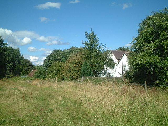 Brookhouse Farm farmhouse