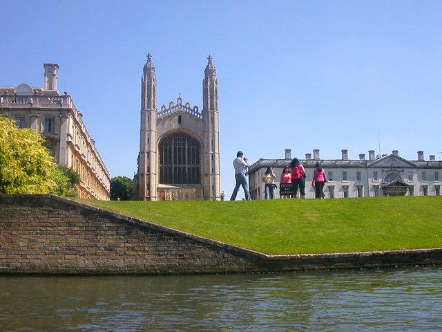 Cambridge-King's College