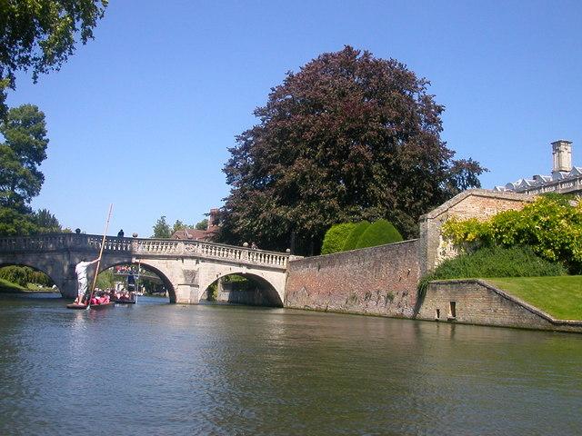 Cambridge-Clare College