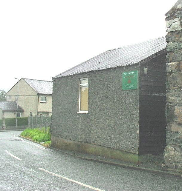 YMCA Snooker Hall, Cefn Gwyn